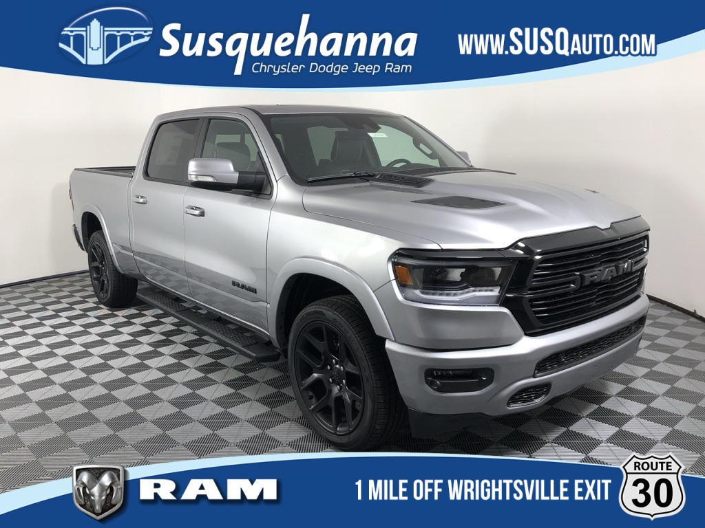 New 2020 Ram 1500 Laramie Crew Cab 4x4 6 4 Box