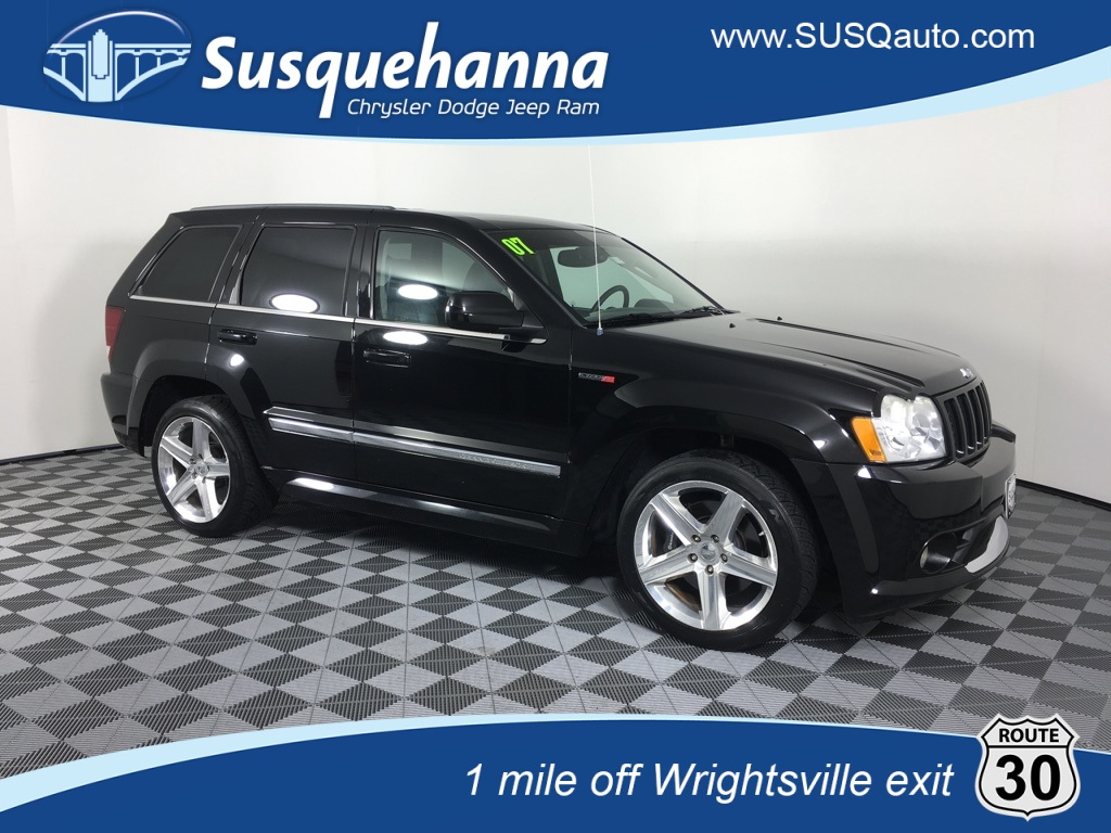 Pre Owned 2007 Jeep Grand Cherokee SRT8