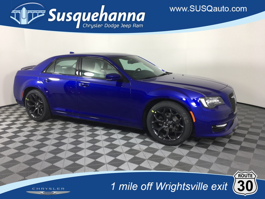 New 2019 Chrysler 300 S Sedan In Wrightsville 19096 Susquehanna
