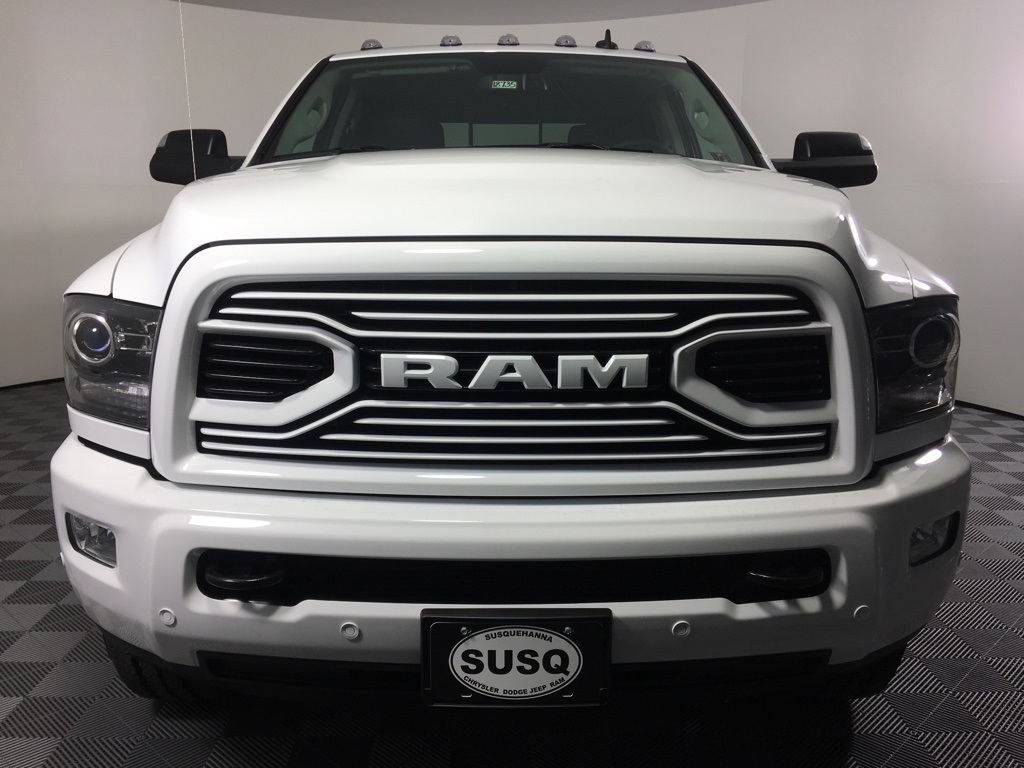 New 2018 Ram 2500 Laramie Crew Cab In Wrightsville 18735 Susquehanna Chrysler Dodge Jeep