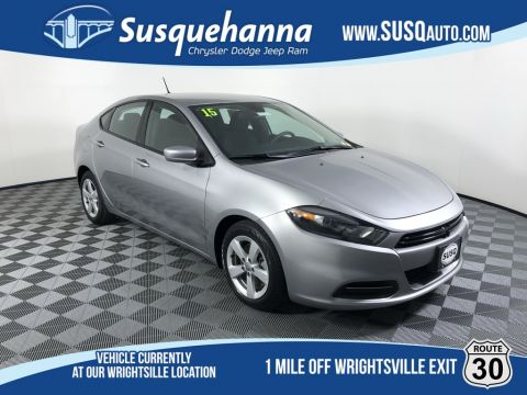 Certified Pre-Owned 2015 Dodge Dart SXT FWD 4D Sedan