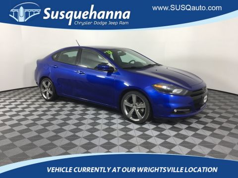 Certified Pre-Owned 2013 Dodge Dart Limited/GT