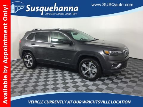Pre-Owned 2019 Jeep Cherokee Limited