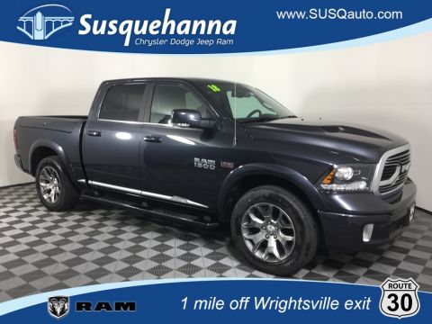 Pre-Owned 2018 Ram 1500 Laramie Limited