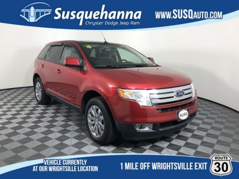 Pre-Owned 2010 Ford Edge SEL FWD 4D Sport Utility