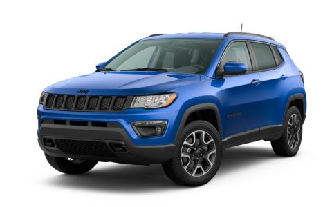 New 2020 JEEP Compass Sport With Navigation