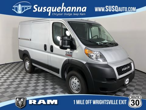 2019 RAM ProMaster Low Roof - 118
