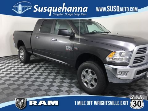 Certified Pre-Owned 2018 Ram 2500 Big Horn 4WD