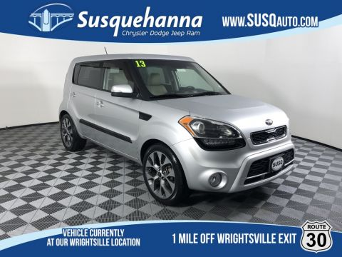 Pre-Owned 2013 Kia Soul Exclaim With Navigation
