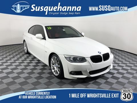 Pre-Owned 2013 BMW 3 Series 328i RWD 2D Coupe